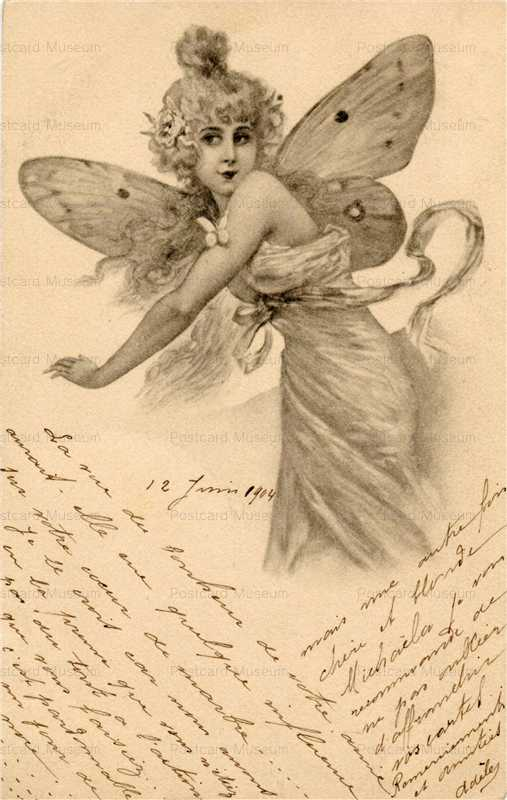 abc002-Fairy Girl 1904