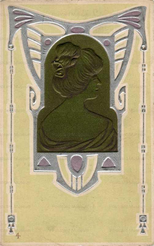 abc018-Woman Profile