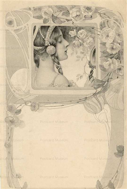 abc021-Art Nouveau Beauty Vienne Series1