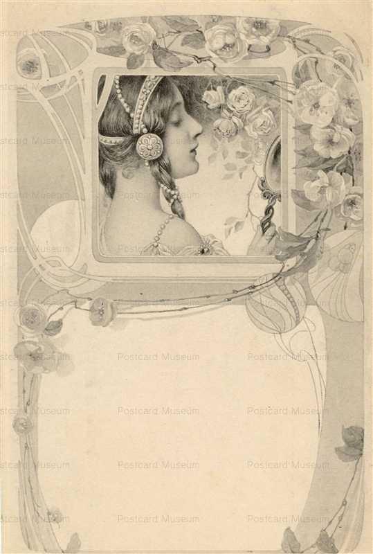 abc021-Art Nouveau Beauty Vienne Series1