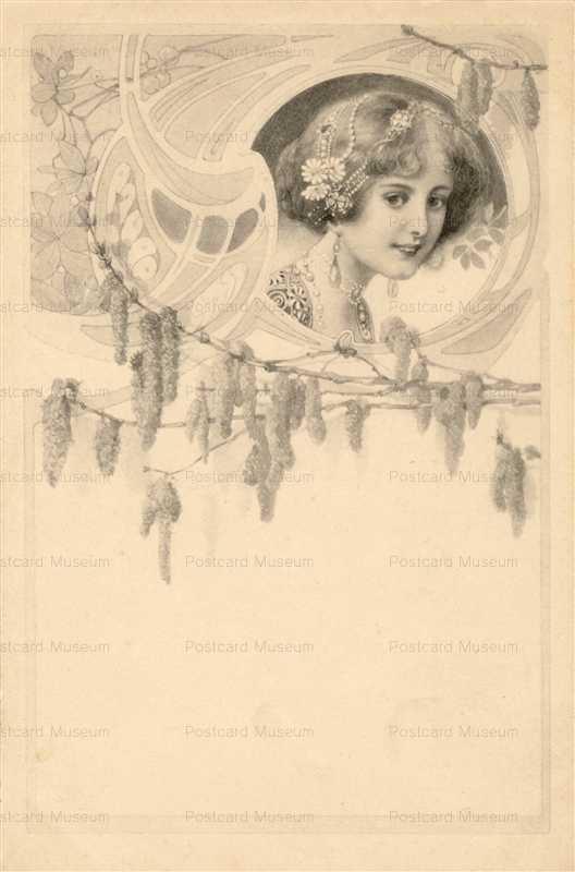 abc022-Art Nouveau Beauty Vienne Series2
