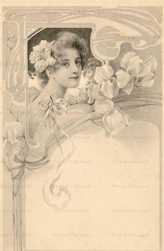 abc024-Art Nouveau Beauty Vienne Series4