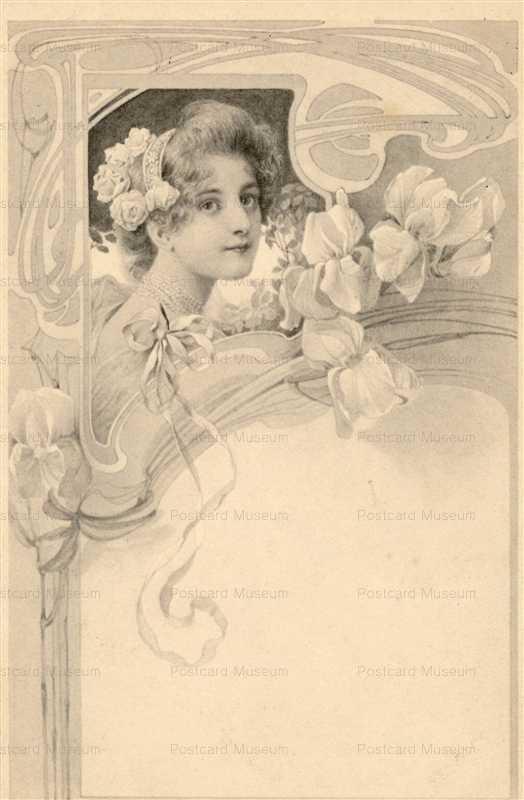 abc024-Art Nouveau Beauty Vienne Series4