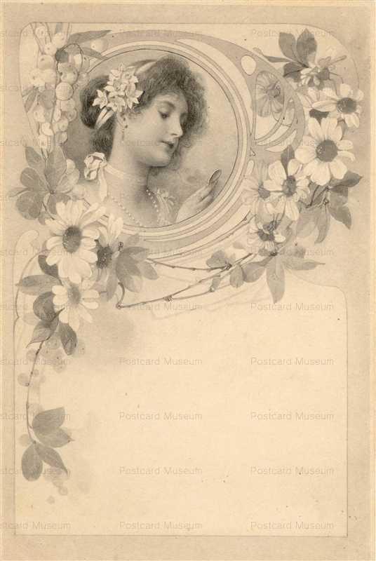 abc026-Art Nouveau Beauty Vienne Series6