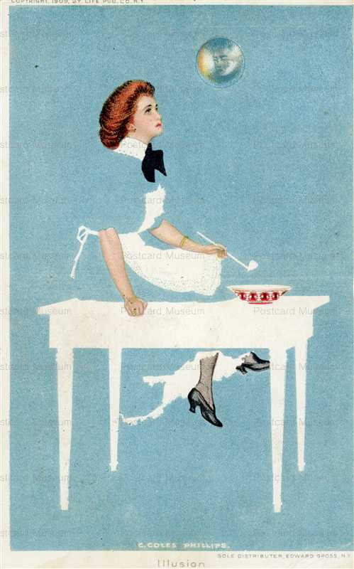 ad360-Clarence Coles Phillips Illusion
