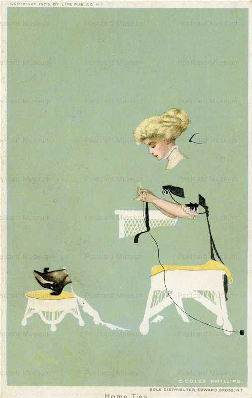 ad365-Clarence Coles Phillips Home Ties