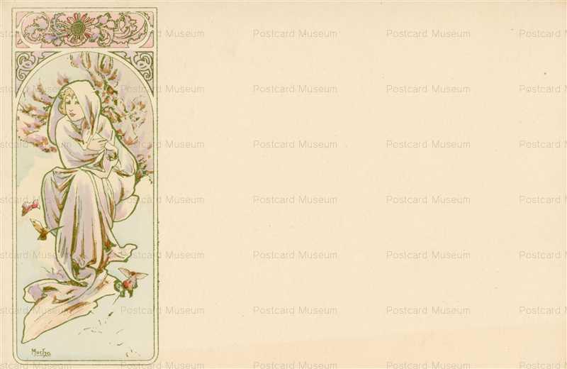 am038-Winter 1900 Alphons Mucha
