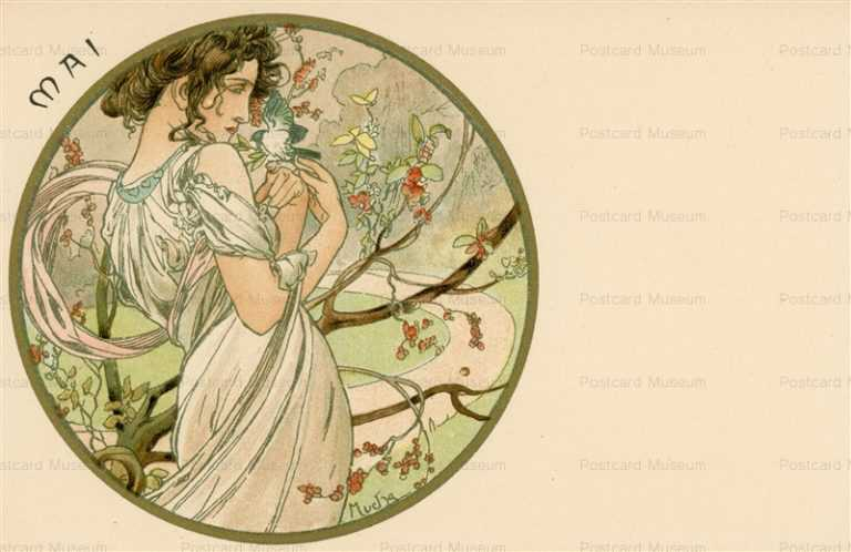 am061-Mai 1899 Alphons Mucha