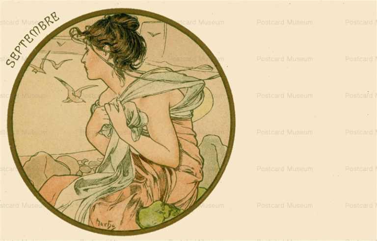 am065-Septembre 1899 Alphons Mucha