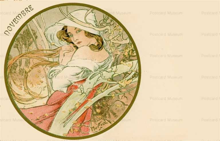 am067-Novembre 1899 Alphons Mucha