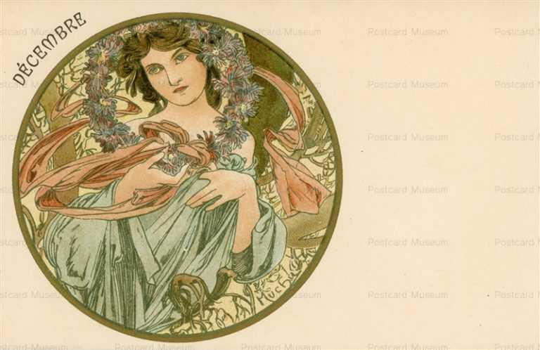 am068-Decembre 1899 Alphons Mucha