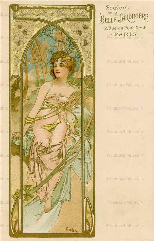 am083-Brightness of Day 1899 Alphons Mucha