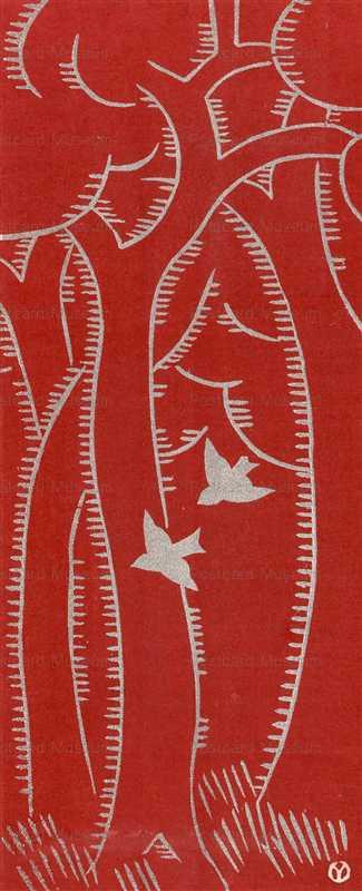 apu011-夢二 林と鳥