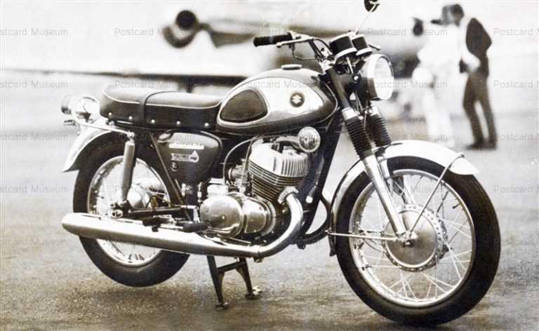 cc680-スズキ500 オートバイ