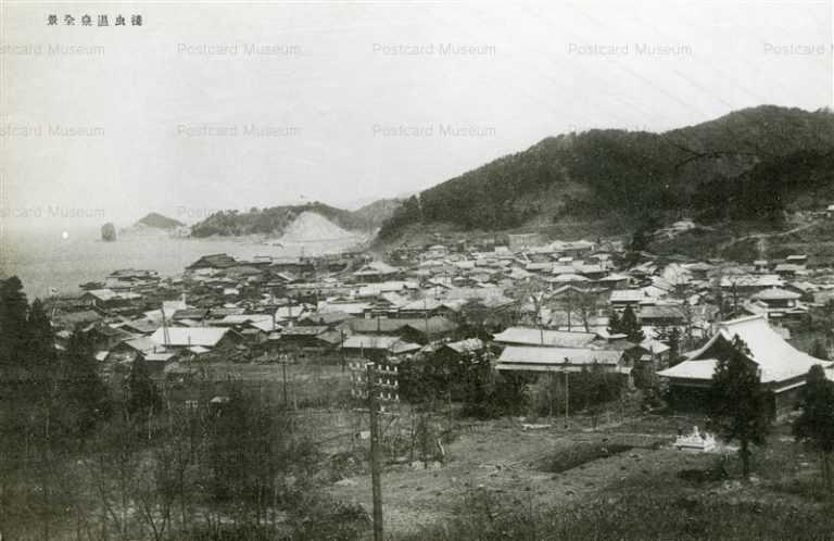 eb292-Asamushi Spa 浅虫温泉全景
