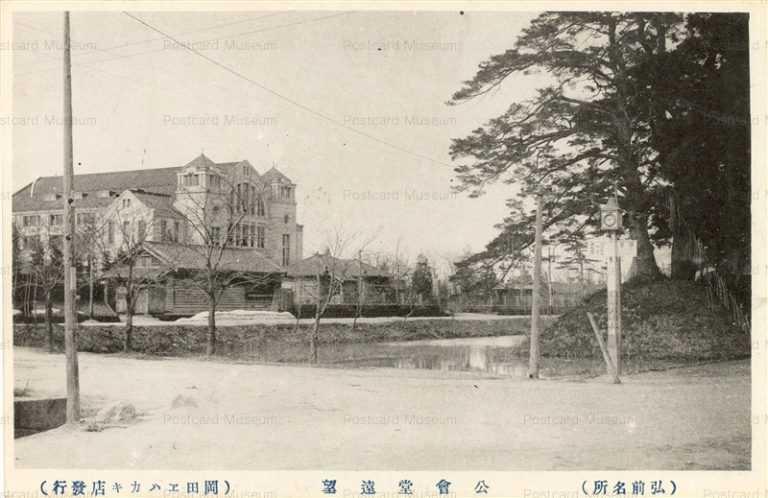 eb410-Hirosaki 弘前公会堂