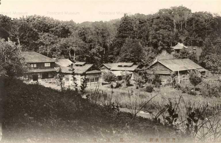 eb650-Tsuta Onsen Aomori 蔦温泉 上北郡
