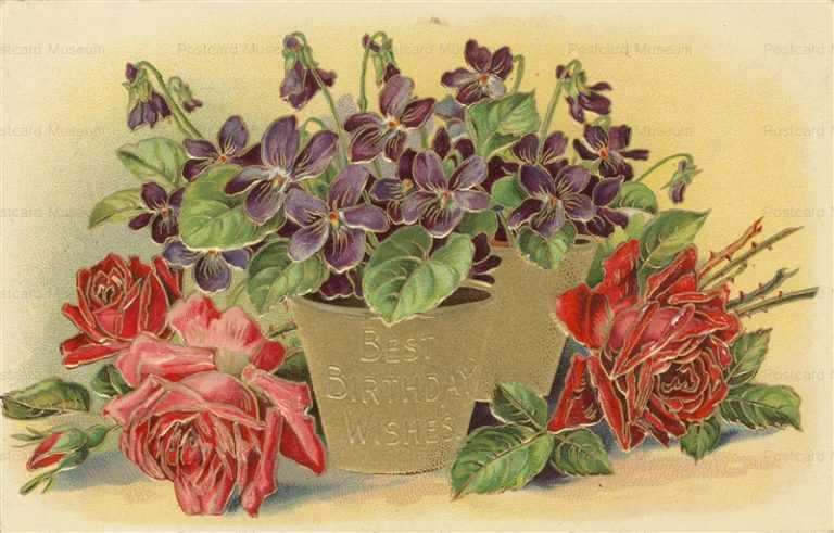 em809-Rose Birthday
