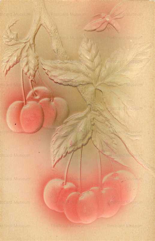 em832-Cherry Embossed