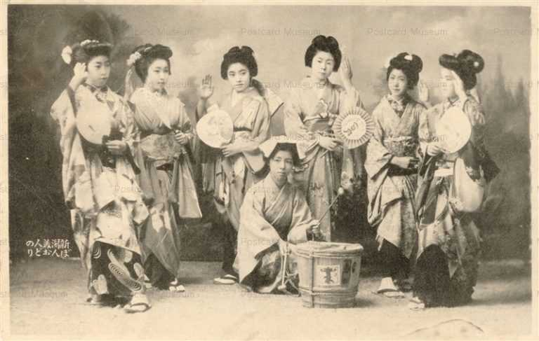 ez104-新潟美人の盆踊り