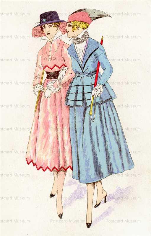 fa260-Beautiful Women High Fashion Hats