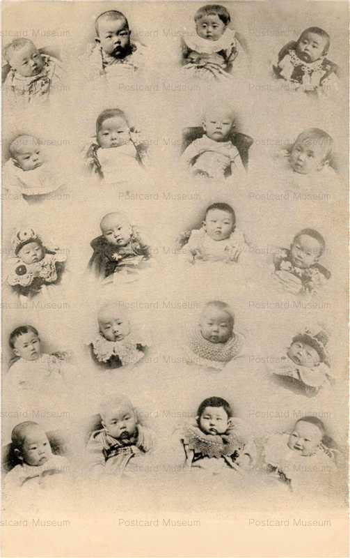 fb010-赤ちゃん二十人