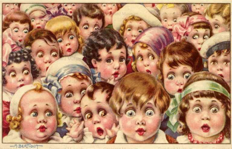 fc120-Children Faces