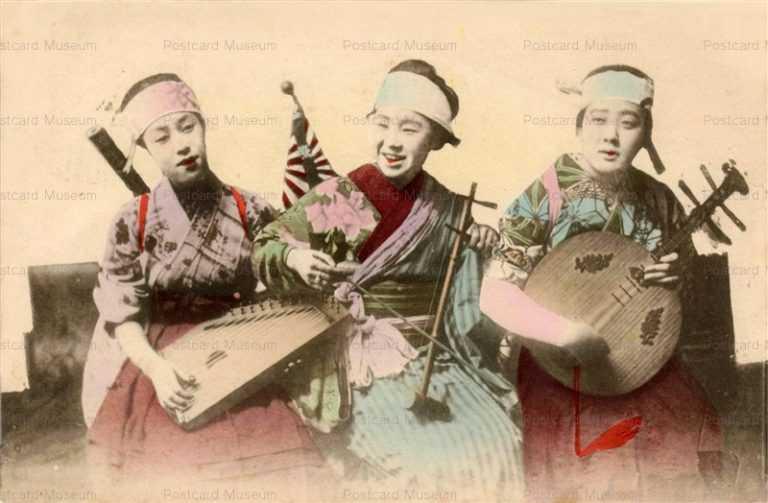 fd012-月琴 胡弓 手琴