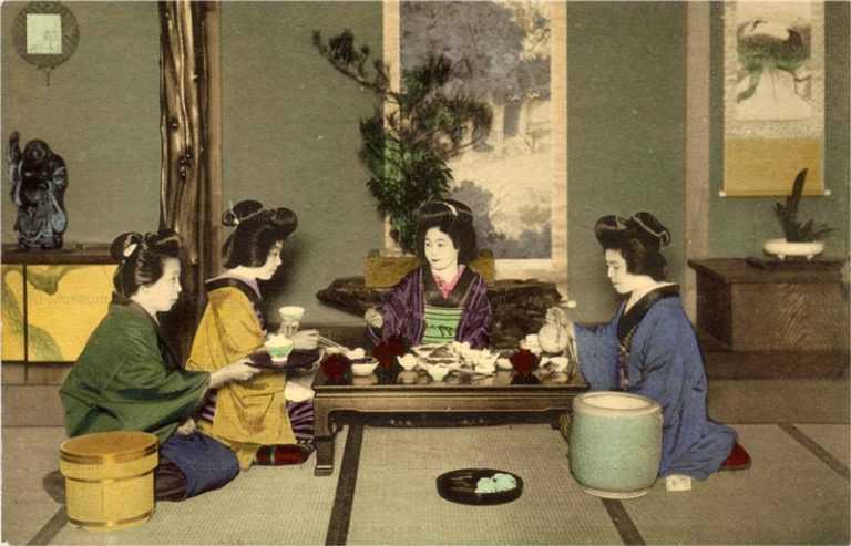 fe060-良家の食事風景