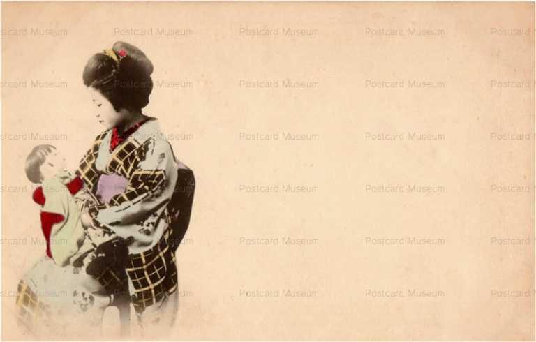 fi011-市松人形 美人