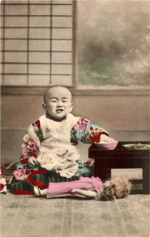 fi022-西洋人形 赤ちゃん
