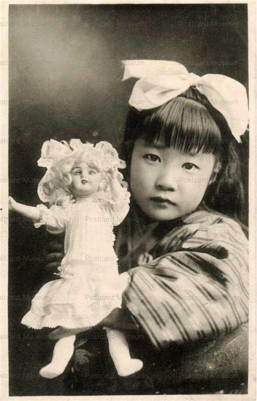 fib010-西洋人形 リボンの少女