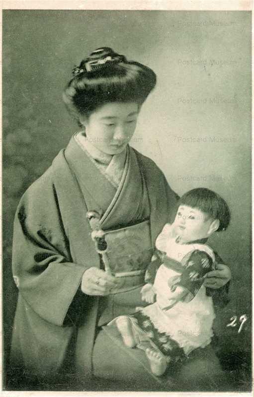 fib111-市松人形