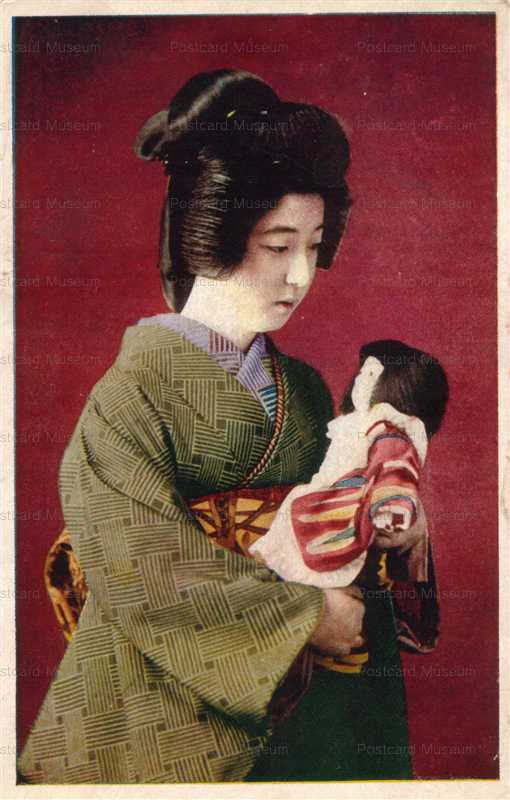 fic001-市松人形