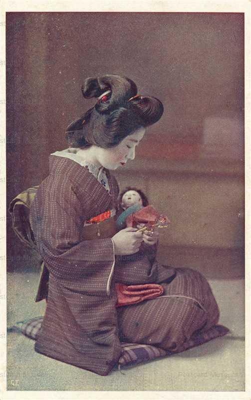 fic002-市松人形