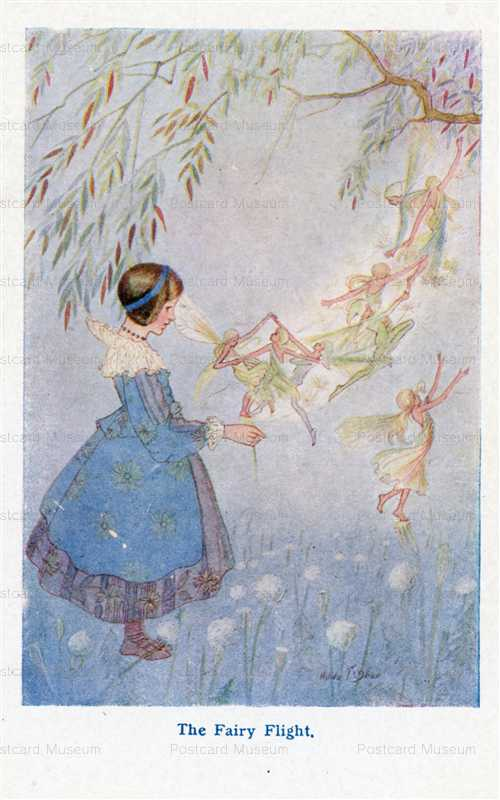 fo110-Hilda T Miller the Fairy Flight