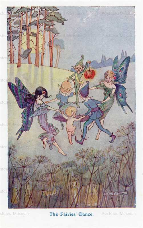 fo120-Hilda T Miller the Fairies' Dance