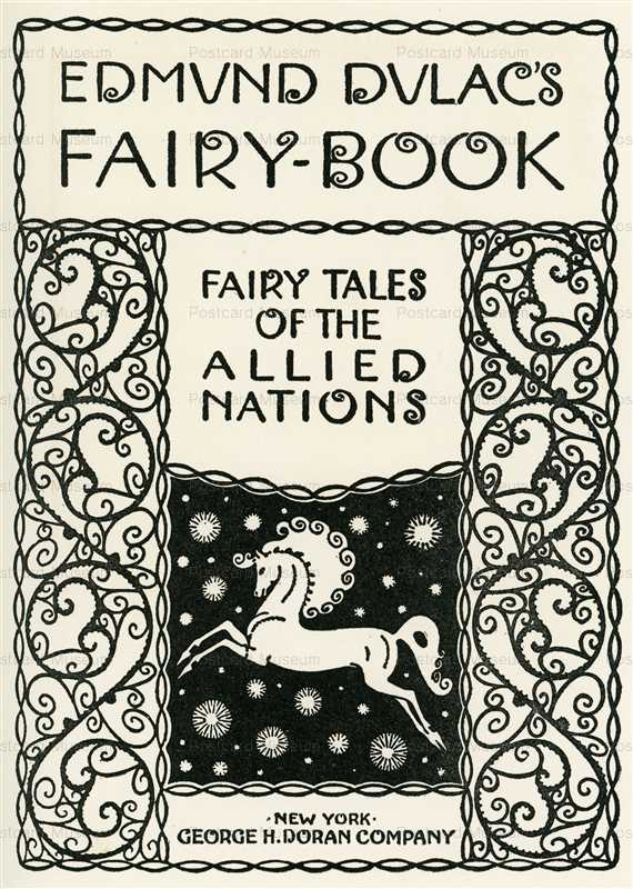fo151-Edmund Dulac's Fairy Book