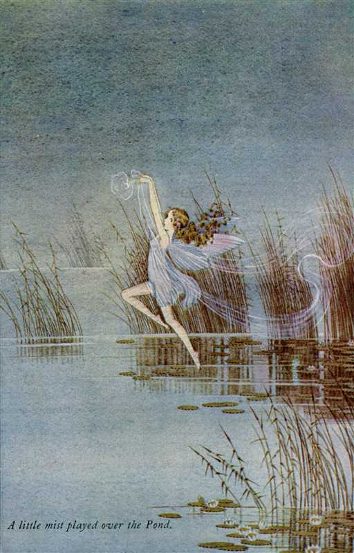 fo170-Ida Rentoul Outhwaite a Little Mist Played over the Pond