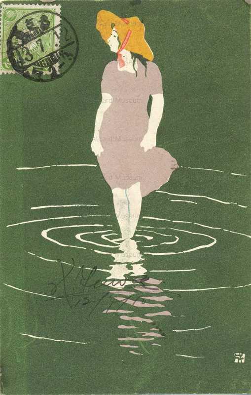 in020-一条成美 水辺の女性