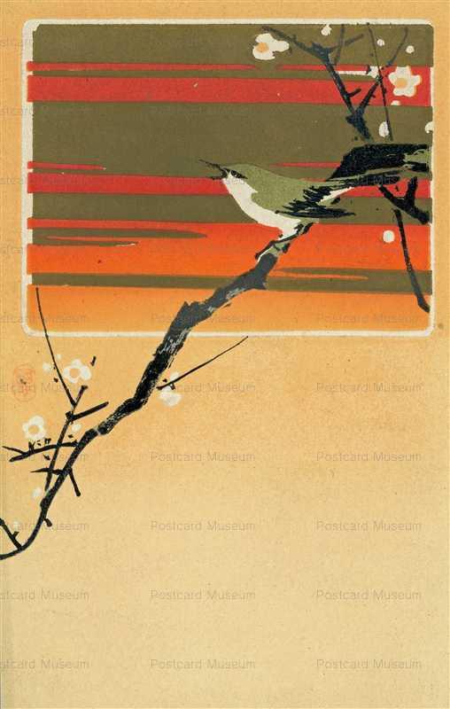 kfg003-梅に鶯