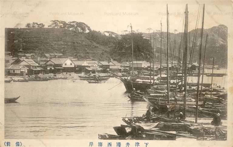 ok1260-Shimotsui Port West 下津井港西海岸 備前