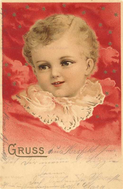 qb010-Gruss Smiling Baby
