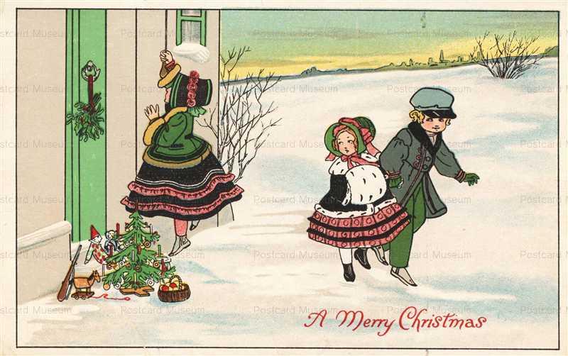 qb118-Christmas Children