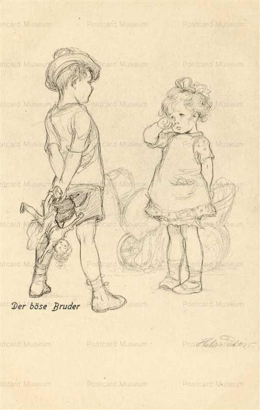 qb250-Hela Peters Der Bose Bruder
