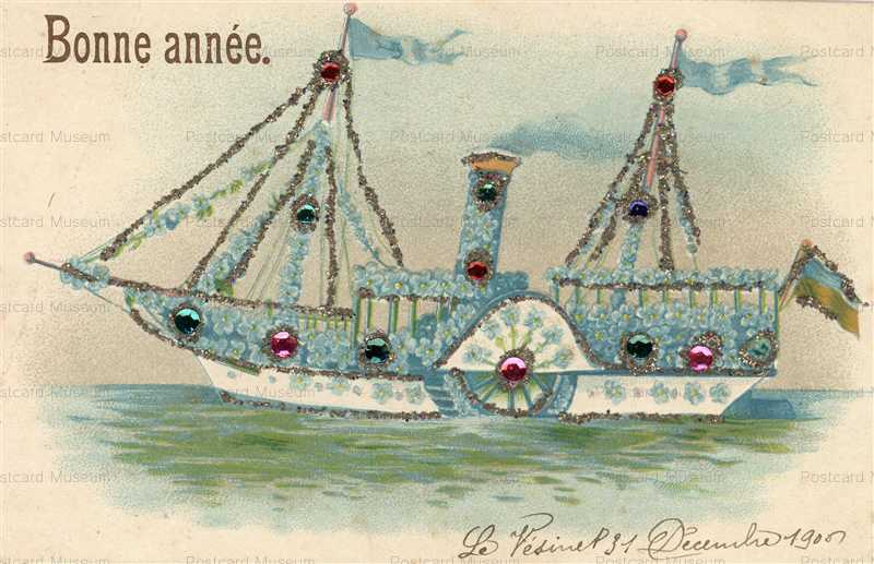 rm001-Bonne Annee Jewel on Ship