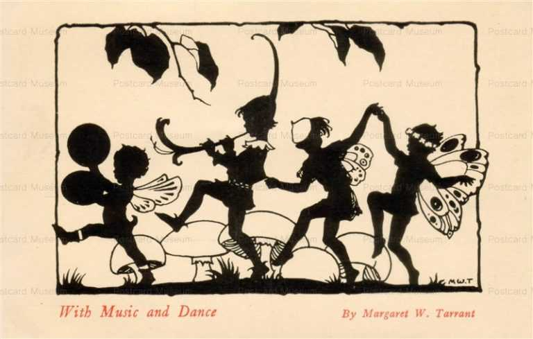 sib520-Margaret Winifred Tarrant with Music and Dance