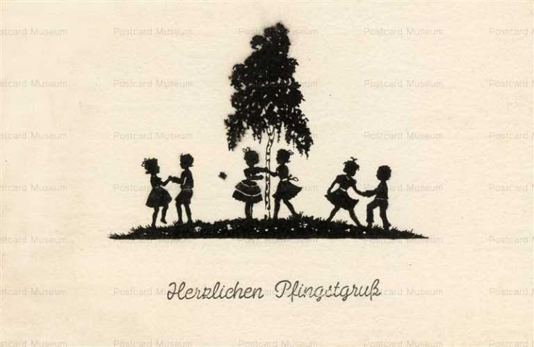 sib685-Dance Tree Silhouette