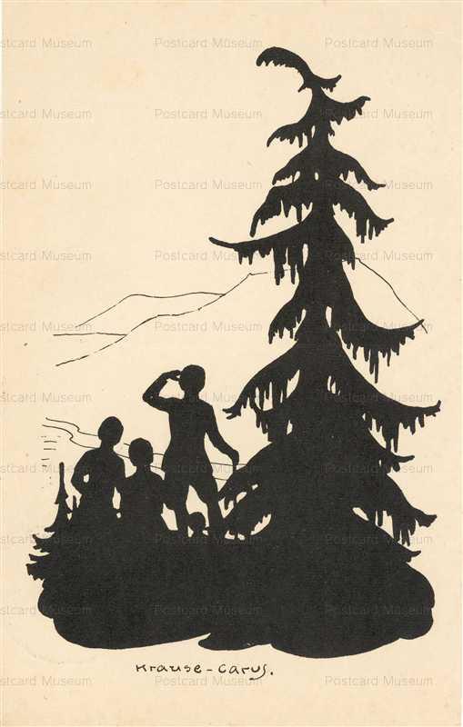 sib693-Tree Krause Silhouette