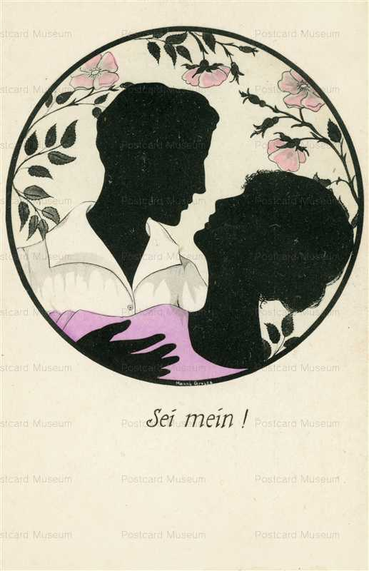 sic390-Manni Grosze Love Romance Couple